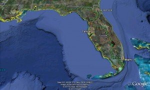Florida Trail GPS Log