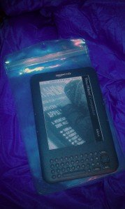Backpacking with Amazon's Kindle