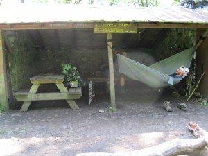 Where do you sleep?
