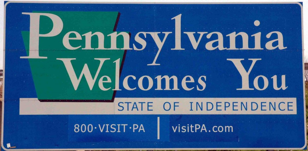 Pennsylvania, Land of the Odd